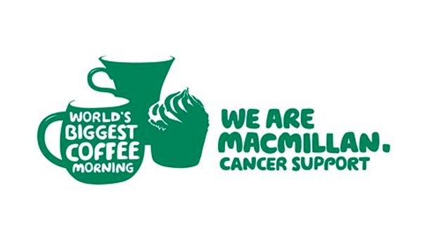 Macmillan Coffee Morning – 29th September